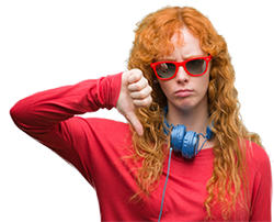 250px music listener thumbs down shutterstock_1206977428 copy